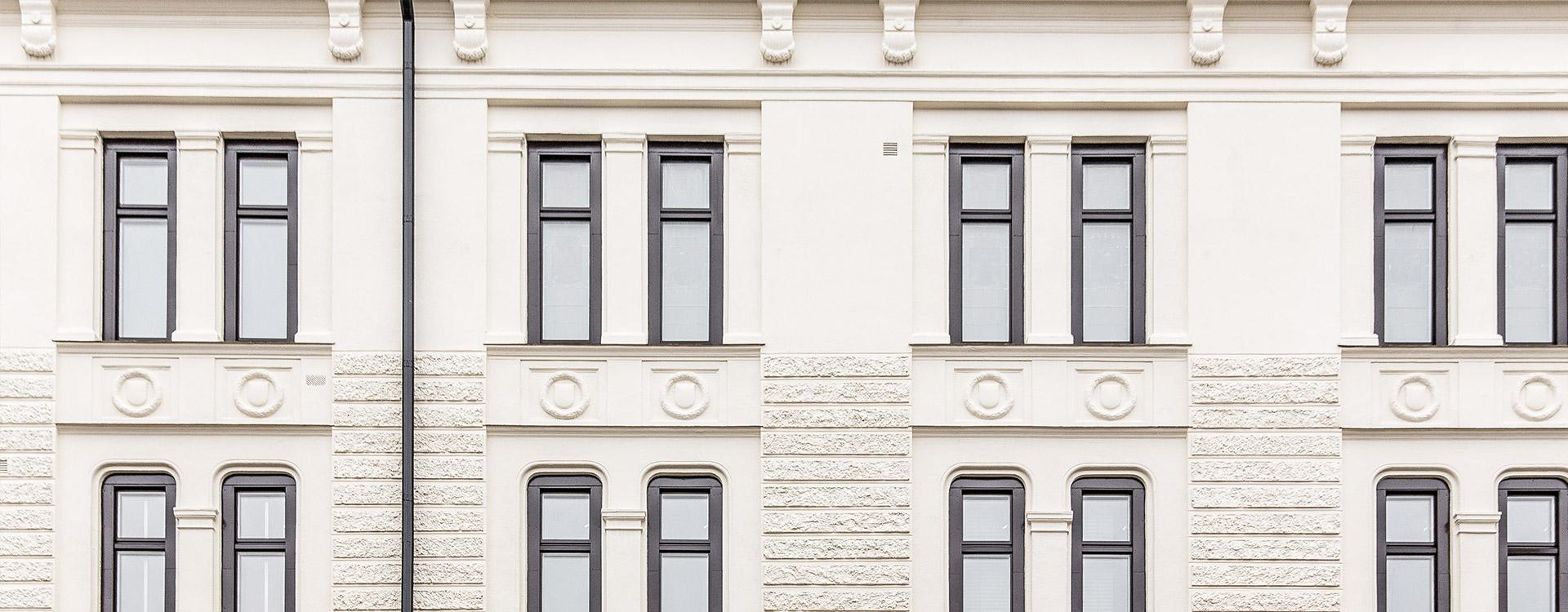 Ta chansen att bo<br>i Brf Grand Hotell